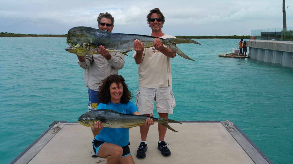 Fishing Turks Caicos with Talbot Charters