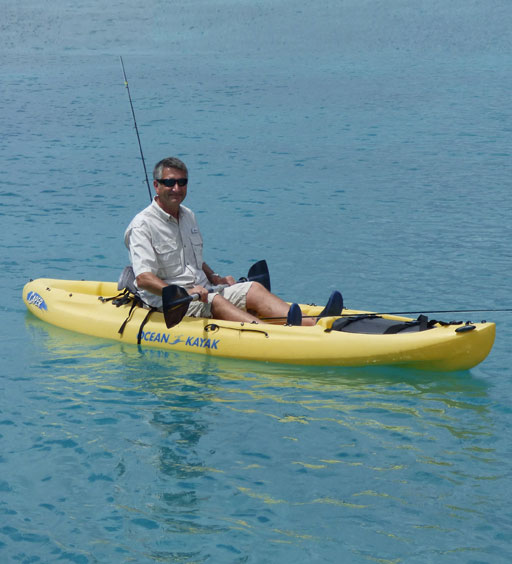 Bone flyfishing charters turks caicos for Fly fishing kayak