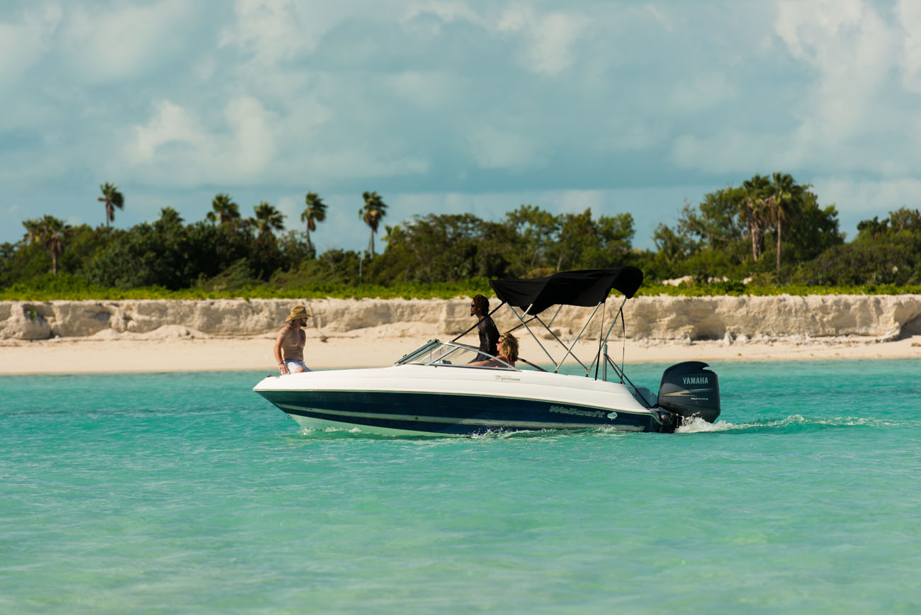Talbot adventure watersport  in Turks and Caicos