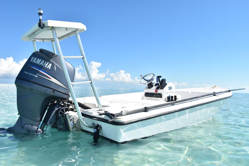 Our fleet at Talbot adventure - born and rase in TCI