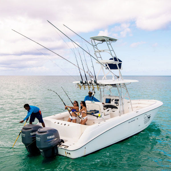 Sports fishing charters excursions tours turks caicos for Turks and caicos fishing